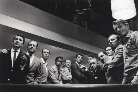 Sid Avery-Ocean's Eleven Cast-1960