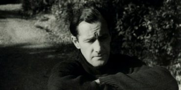 Sidney Nolan portrait, 1940s - Photo by Albert Tucker