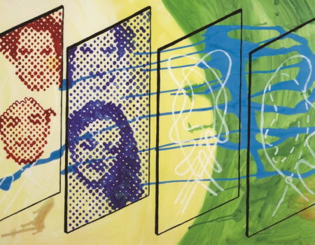 Sigmar Polke Art Editions on Show at me Collectors Room
