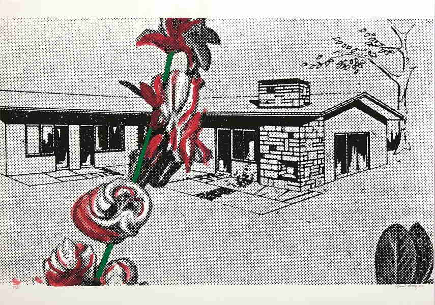 Wochenendhaus,1967/68