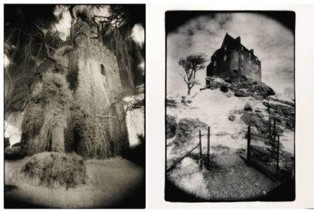 Simon Marsden-Duntroon Castle, Argyllshire, Scotland and Ballaghmore Castle, Co. Laois, Eire-1986