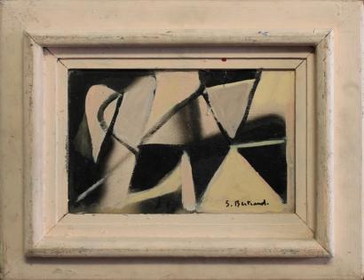 Solange Bertrand-Geometric Composition-