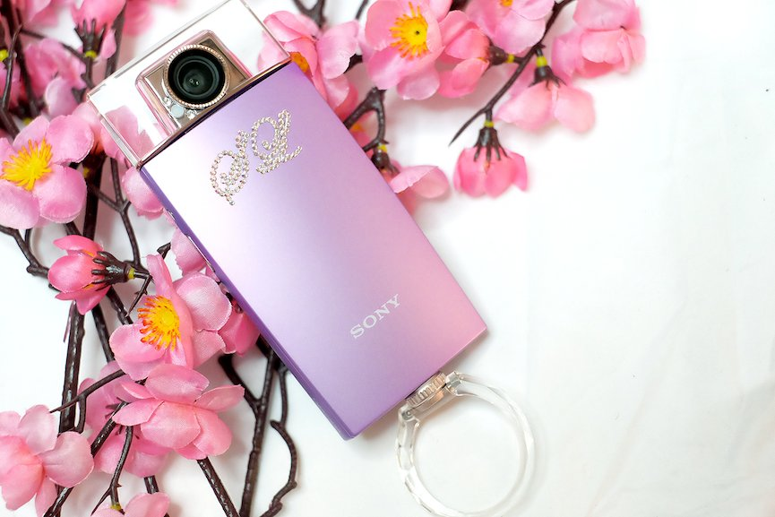 Sony Cyber-shot DSC KW11 via stellalee blog