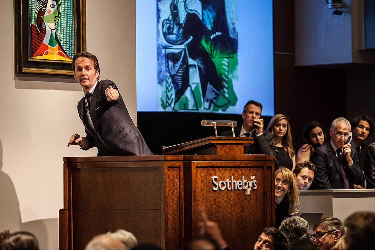 Will the art auction autumn season of 2015 be a successful for Artworks for sale online