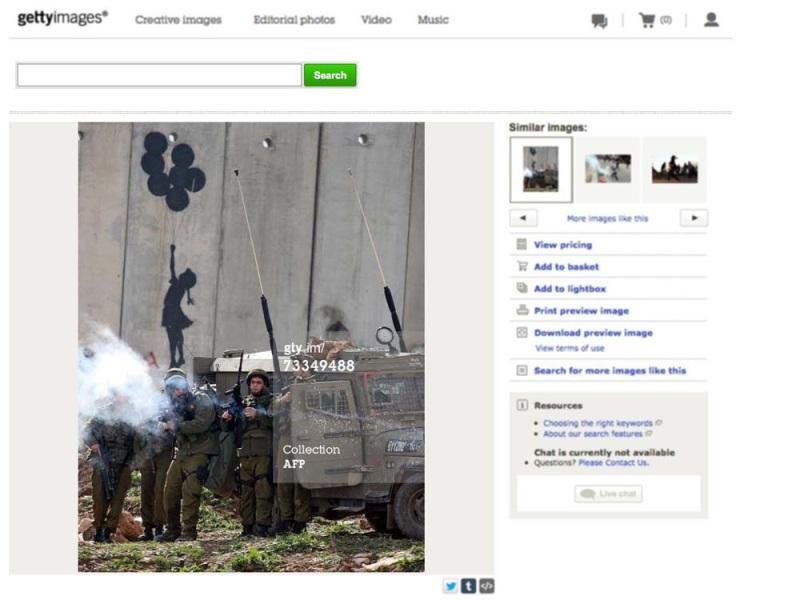 Source - Banksy Website