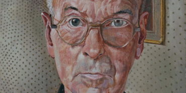 Stanley Spencer, Self-Portrait 1959 (detail), Tate Collection