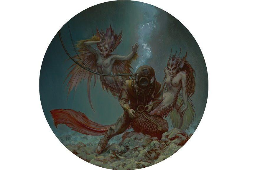 Stephen Hickman - Rapture of the Deep