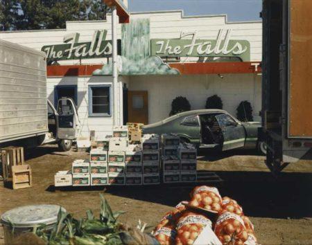 Stephen Shore-Us 10 Post Falls Idaho 8/25/74-1974