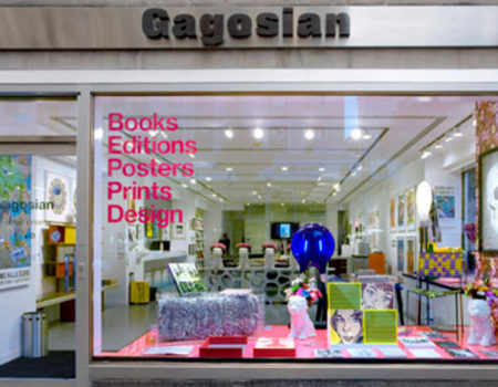 GAGOSIAN SHOP New York