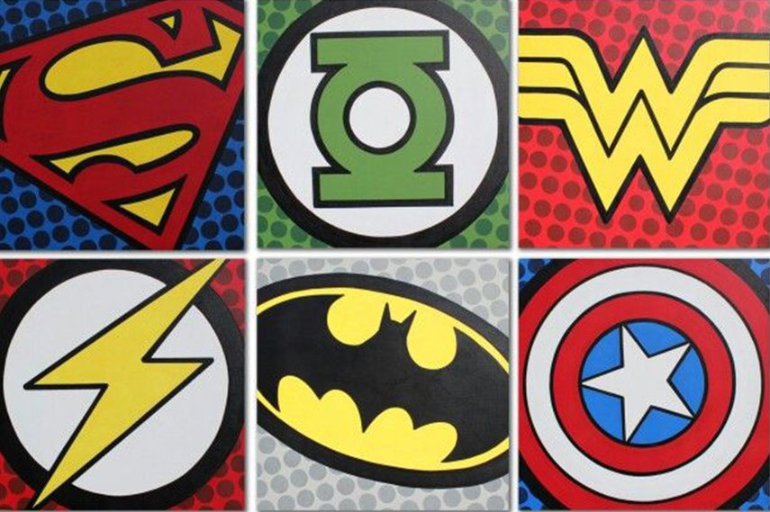 Superhero Drawings – Learn How To Draw a Superhero and Understand ...