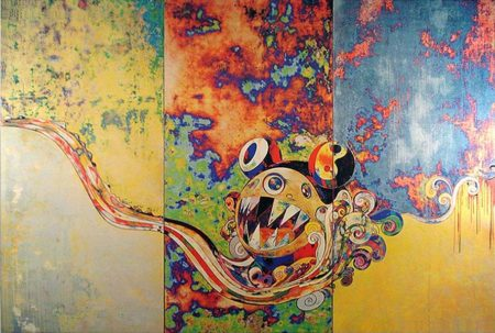 Takashi Murakami-727 - 727-2007