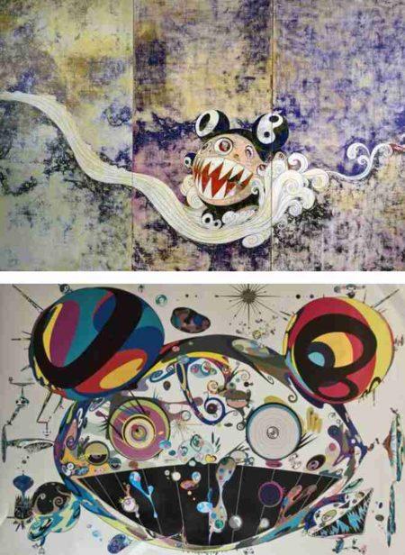 Takashi Murakami-727, Tan Tan Bo-2003