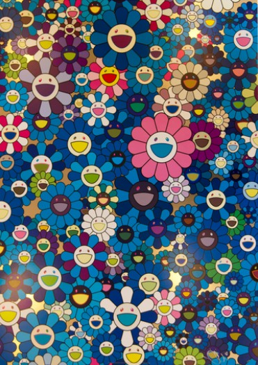 Takashi Murakami-An Homage to IKB 1957-2011