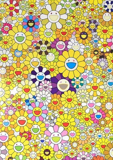 Takashi Murakami-An Homage to Monogold 1960 B-2012