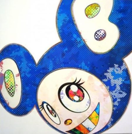 Takashi Murakami-And Then - A Deep Ocean of Ultramarine-