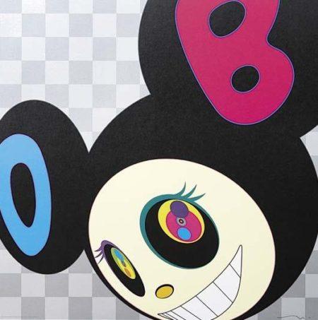 Takashi Murakami-And Then Black-2005