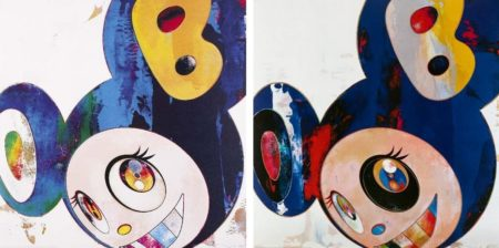 Takashi Murakami-And Then (Cream, Hello)-2008