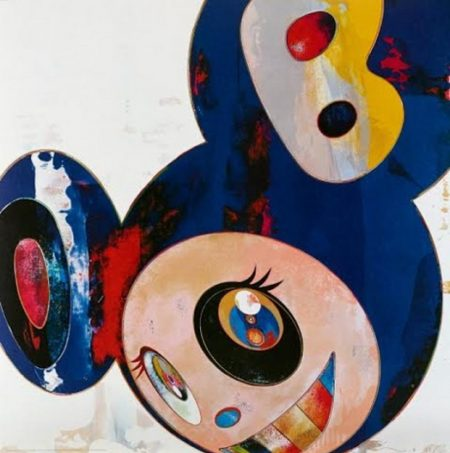 Takashi Murakami-And Then (Hello)-2008