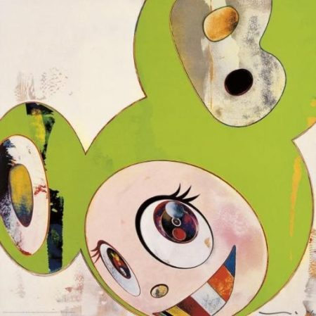Takashi Murakami-And Then (Kappa)-2006