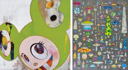 Takashi Murakami-And Then (Kappa), Posi Mushroom-2007