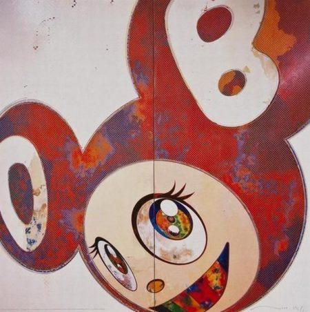 Takashi Murakami-And Then, When That's Done... I Change-2010