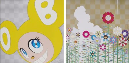 Takashi Murakami-And Then (Yellow), Warm and Sunny-2011