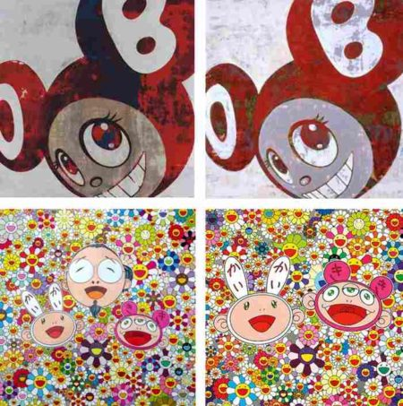 Takashi Murakami-And then, and then and then, And then, and then and then, Kaikai Kiki and Me, Kaikai and Kiki-Lots of fun-2009