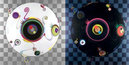 Takashi Murakami-Blackbeard Two Impressions-2003