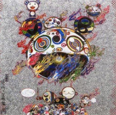 Takashi Murakami-Chaos-2013