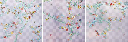 Takashi Murakami-Cosmos, Cube, Cube 2-2010