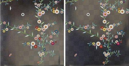 Takashi Murakami-Cube 2, Cosmos-2010