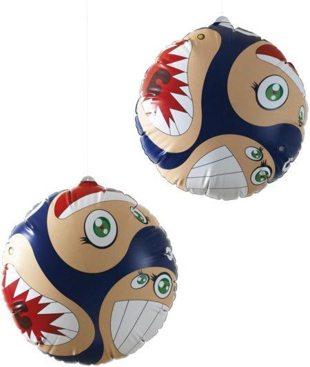 Takashi Murakami-DOB Balloon (2 Works)-1999