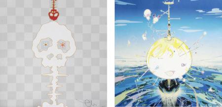 Takashi Murakami-Dokuro Silver, Mamu Cam from the Sky-2007