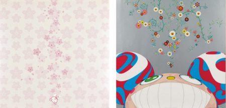 Takashi Murakami-Flower, DOB Flower-2001