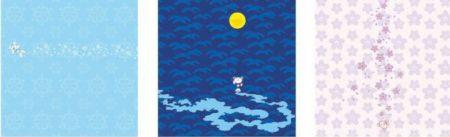 Takashi Murakami-Flower, Moon, Snow-2002