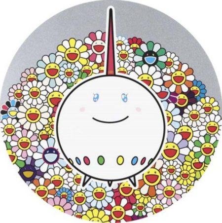 Takashi Murakami-Flower Pi-Chan-2004