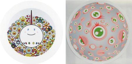 Takashi Murakami-Flower Pi-chan, Jellyfish Eyes-2004