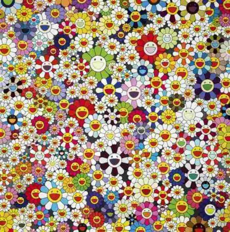 Takashi Murakami-Flowers, Flowers, Flowers-2010