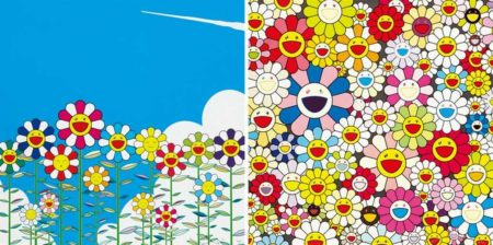 Takashi Murakami-Flowers, Such Cute Flowers-2010