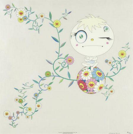 Takashi Murakami-Genki Ball-2001