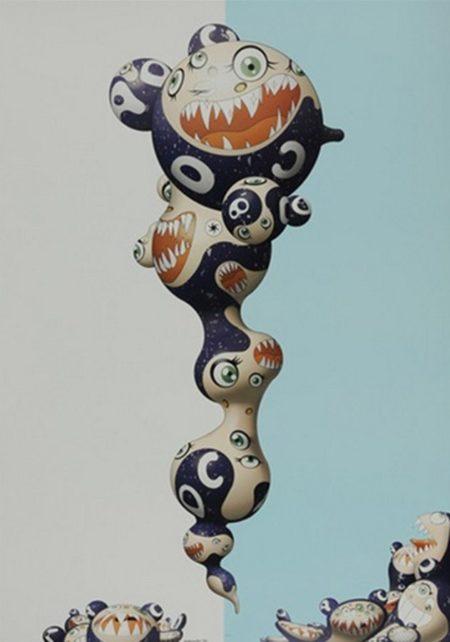 Takashi Murakami-Gunegune DOB Special Version-1997