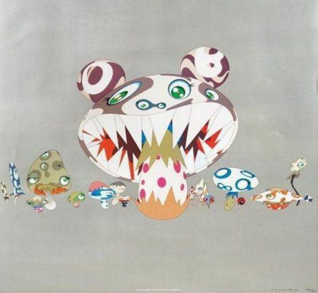 Takashi Murakami-Here Comes Media-2001