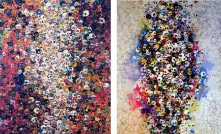 Takashi Murakami-I Know Not I Know, Who s Afraid of Red, Yellow, Blue and Death-2011