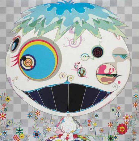 Takashi Murakami-Jelly Fish-2003
