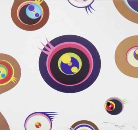 Jellyfish Eyes - White 1-2011