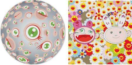 Takashi Murakami-Jellyfish Eyes, Kaikai Kiki News-2002