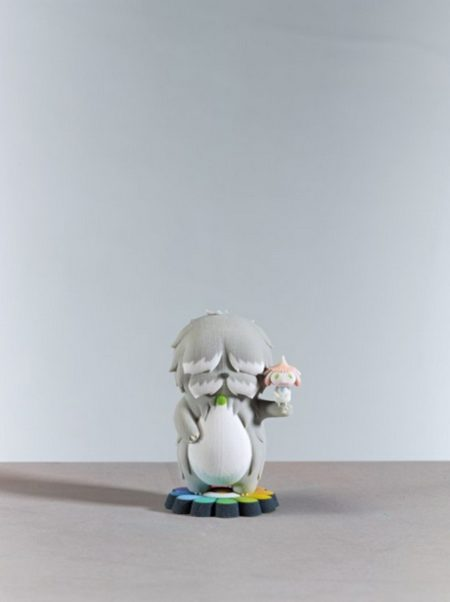 Takashi Murakami-Jellyfish Eyes Lucor Kurage Sculpture (Luxor and Kurage-bo)-2014