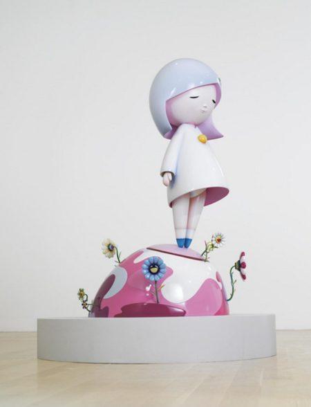 Takashi Murakami-Jellyfish Eyes - Saki-2004