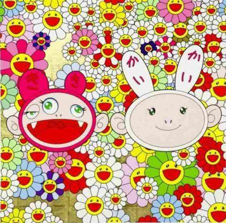 Takashi Murakami-Kaikai Kiki News-2011