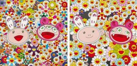 Takashi Murakami-Kaikai Kiki News No2, Kaikai and Kiki Lots of Fun-2009